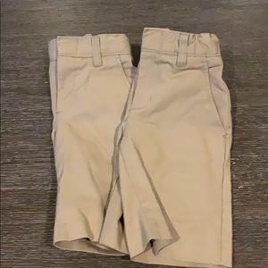 Boys Flynn &O'Hara Khaki Shorts